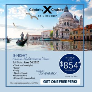 8 Night Eastern Mediterranean